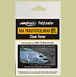 Airflo - Polyleader  - L�nge 5ft. - clear intermediate - Salmon/Steelhead
