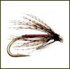Fulling Mill�s Hackled Wets - Partridge & Orange - Modell 213